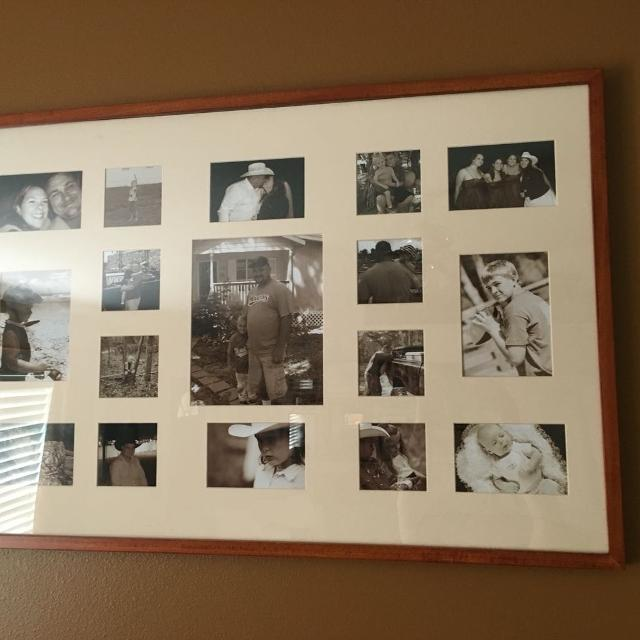 Find More Pottery Barn Collage Frame For Sale At Up To 90 Off