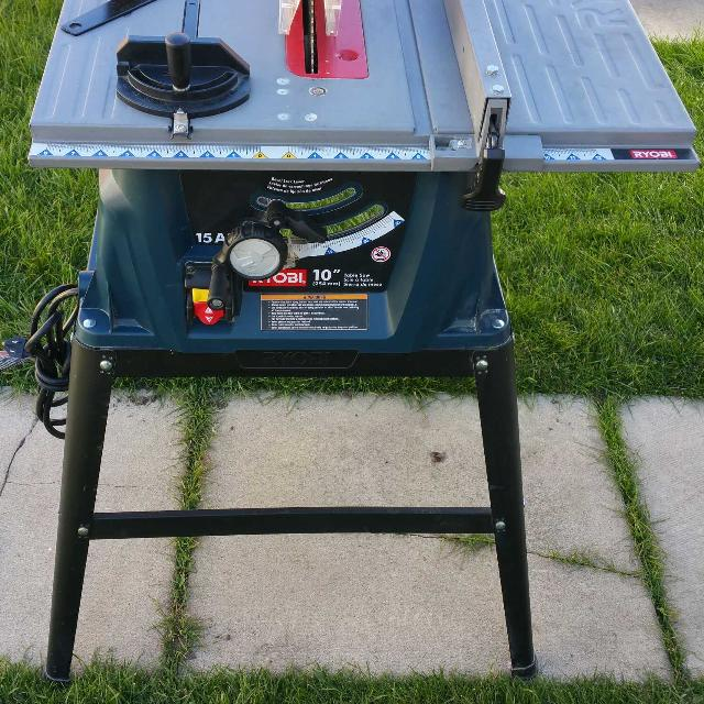 Find more ryobi 10 rts10 table saw for sale at up to 90 for 10 table saw ryobi