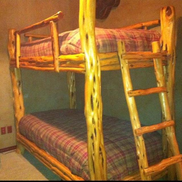 Best Cedar Post Bunk Beds For Sale In New Braunfels Texas For 2019