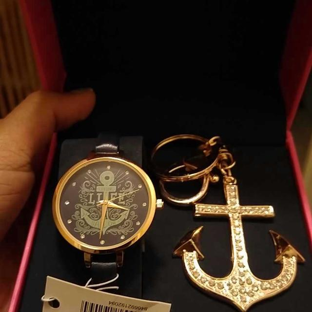 Find More Bnib Rocawear Anchor Watch Gift Set For Sale At Up To 90 Off