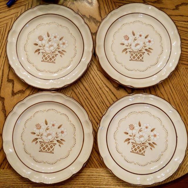 Best 34 Hearth-side Stoneware Cumberland M-b Vintage China ...