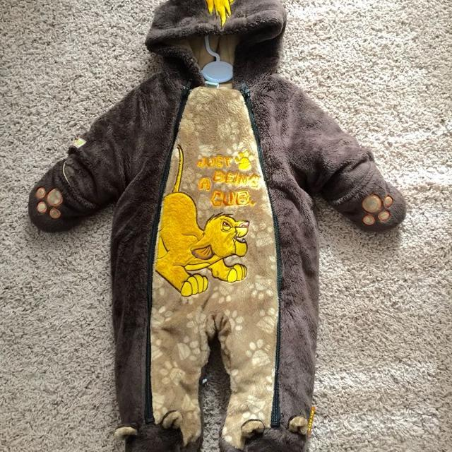 917ea2427f71 Find more Baby Snow Suit - Disney Baby The Lion King 0-3 Months for ...