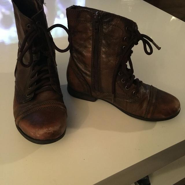 3df7d59fd85 Steve Madden kids boots