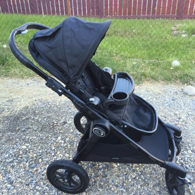 Find more City Select Baby Jogger Stroller In Black, Comes With ...