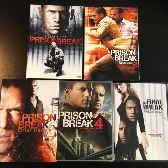 Find More Complete Dvd Series Prison Break 10 For All For Sale At Up To 90 Off