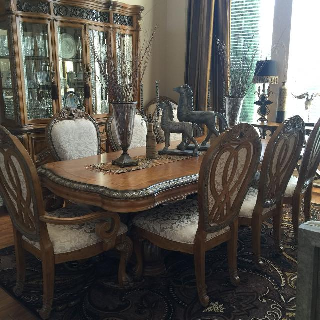 Best Aico Paradisio Dining Room Collection for sale in Grapevine ...