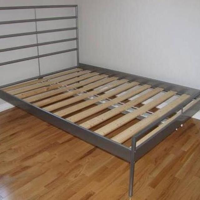 Best Full Size Ikea Heimdal Bed Frame Good Condition For Sale In