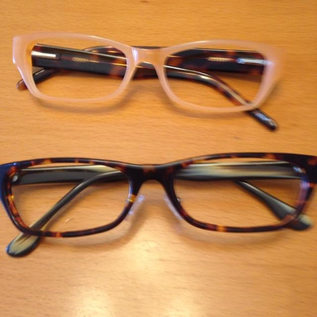 Find More Two Pair Eye Glasses Frames No Glass For Sale At
