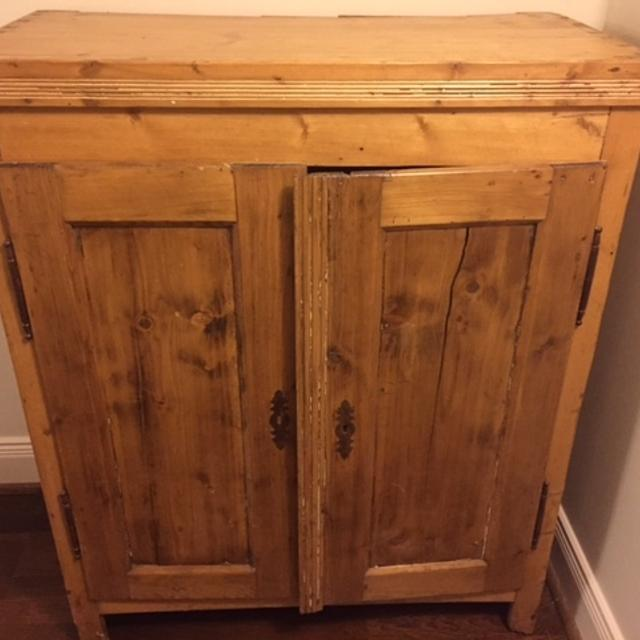 Antique Pine Cabinet - Best Antique Pine Cabinet For Sale In Vancouver, British Columbia