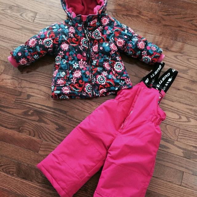 5d9e91d66 Find more Gusti Toddler Size 18 Month Snow Suit Excellent Condition ...
