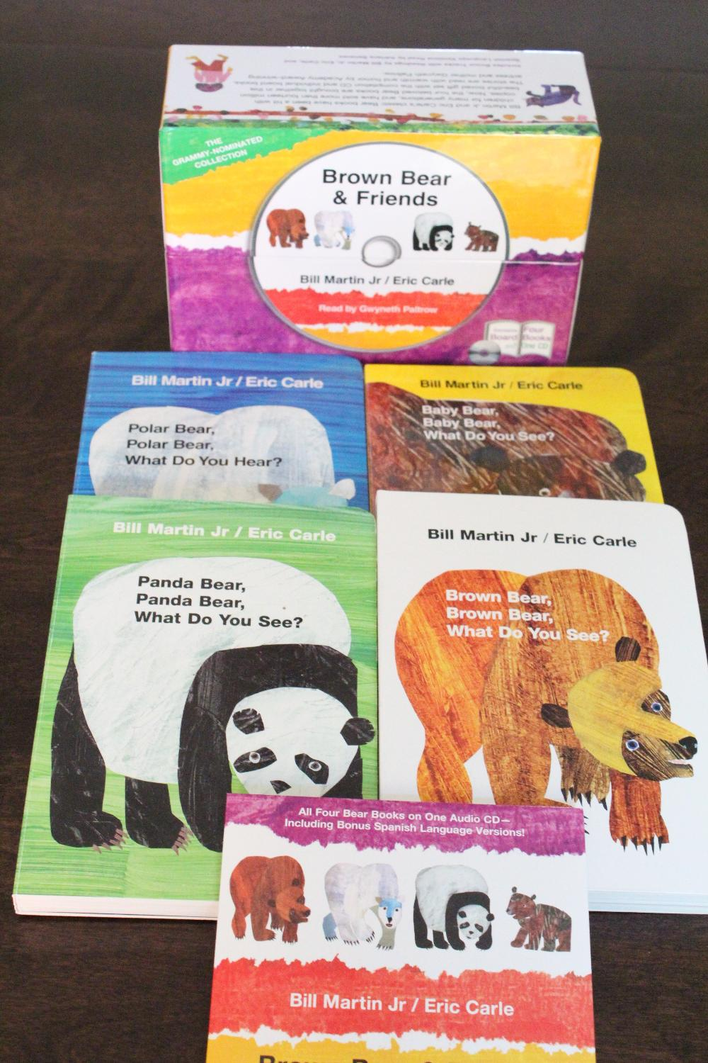 Find more Brown Bear & Friends Board Book And Cd Set for sale at up to 90%  off