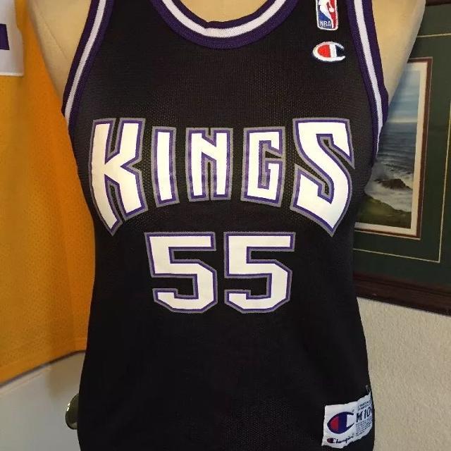 best service 047ff 783aa Sacramento Kings Spurs 49ers jersey