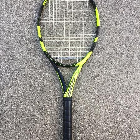 Babolat Pure Aero 2016 with Wilson... for sale  Canada