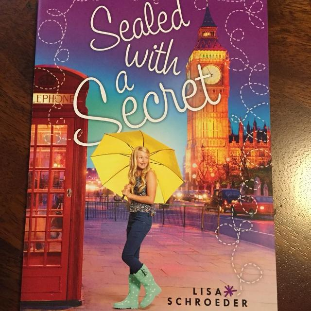 Find more brand new book sealed with a secret for sale at for Booking secret de paris