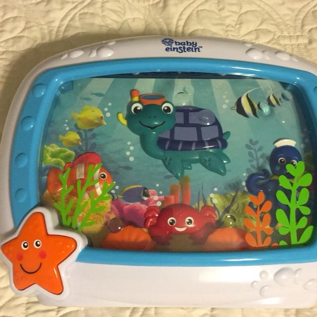 Find More Crib Aquarium With Music And Night Light For Sale At Up To