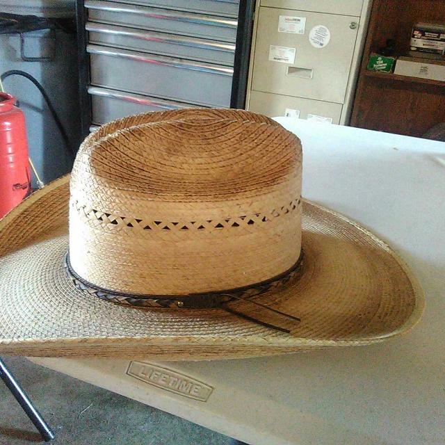 Best Brand New Jason Aldean Collection Mens Straw Hat for sale in Morton 8c0d6473632