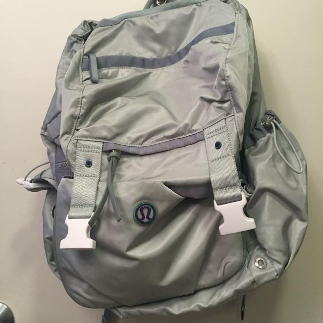 e2424a6804 Find more Lululemon Traveling Yogini Backpack for sale at up to 90% off