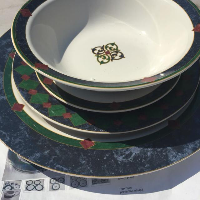Best Pfaltzgraff Amalfi Dishes - Discontinued Pattern for sale in ...
