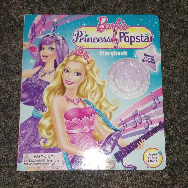 find more barbie princess and the popstar hard book for sale at up