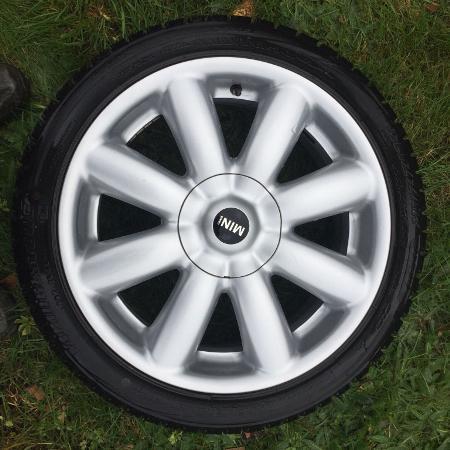 4 Winter tires Factory Mini rims for sale  Canada