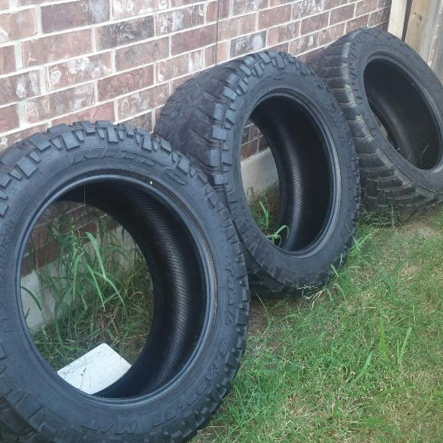 Nitto Grappler Mt >> Best Nitto Trail Grappler Mt 295 55 R20 For Sale