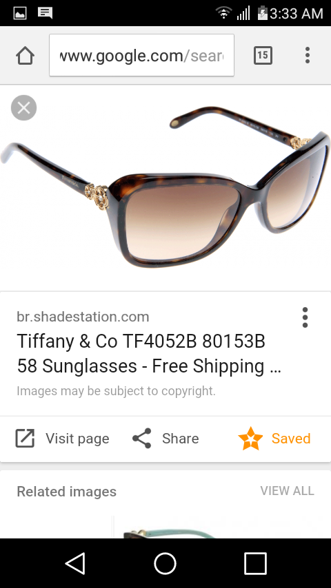 5a8b4a52be2 Best Cover Your Baby Blues With Vintage Tiffany Co Shades for sale in  Potranco Road