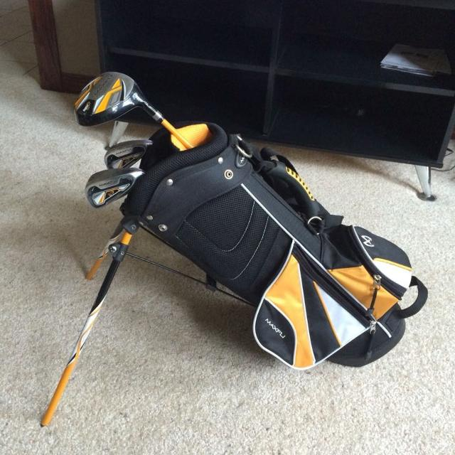 c6a1b0007b1 Best Maxfli Kids Golf Clubs Set - Gently Used For 3-5 Year Old! for sale in  Winfield