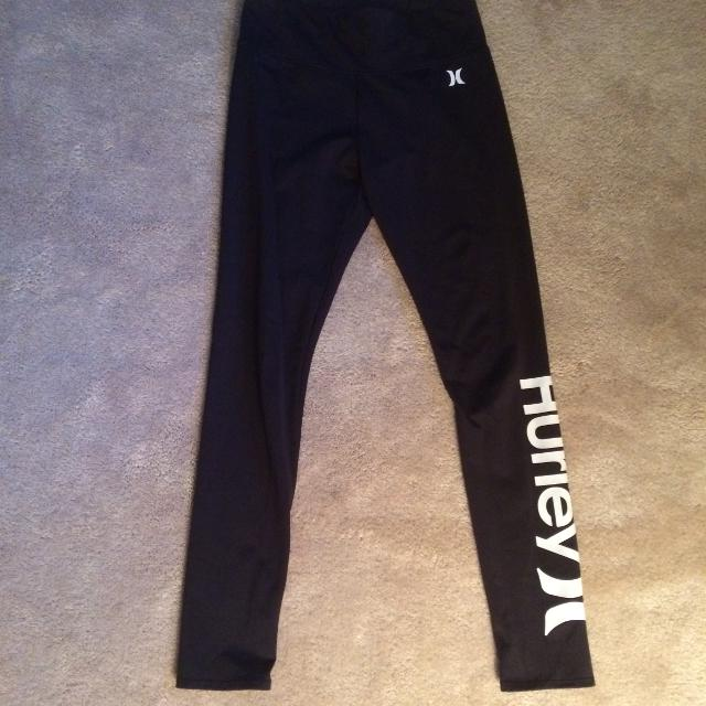 b08bc4ca91d7f Find more Girls Hurley Leggings. Size Medium Approx 10/12. 6.00 for ...