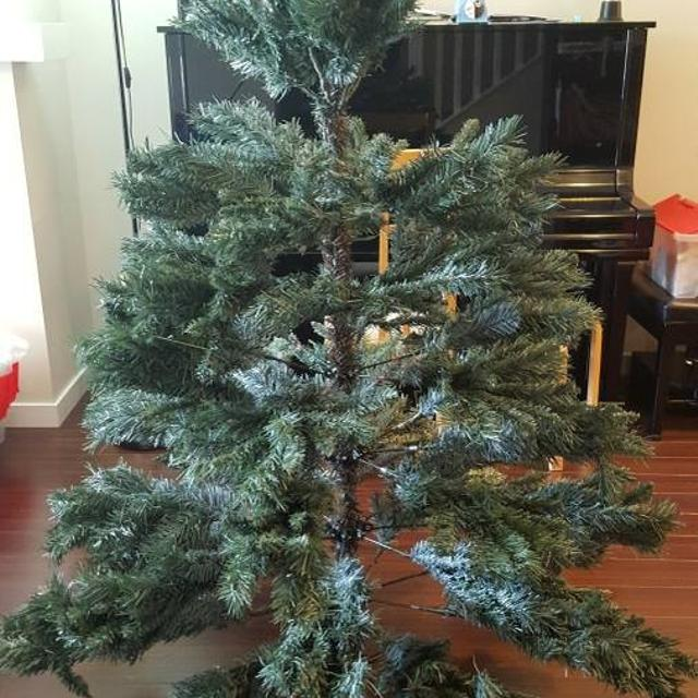 Christmas Tree 6ft Canadian Tire Fake - Best Christmas Tree 6ft Canadian Tire Fake For Sale In Vancouver