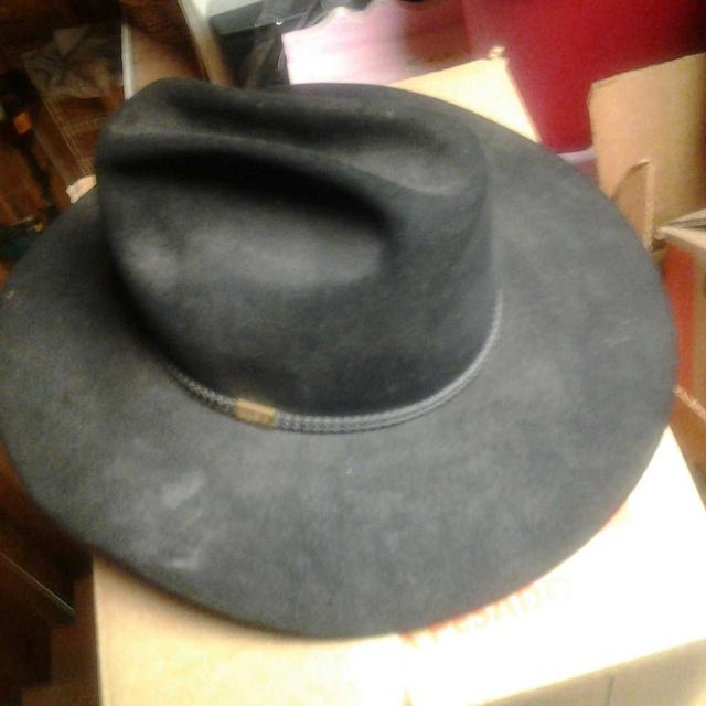 07add3b16fd Best George Strait Black Cowboy Hat. Need To Sell Asap!!!!   price Drop   40   for sale in Mobile