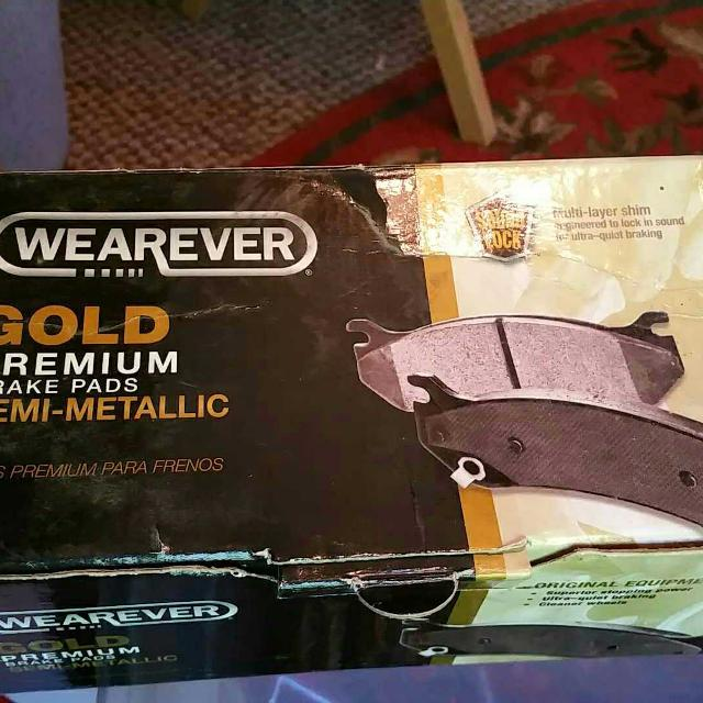 Find more Wearever Gold Premium Brake Pads - New In Box