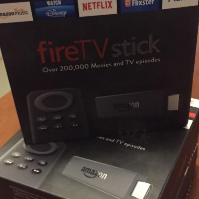 Amazon fire stick unlock with kodi 17 6 and other movies and tv show app  installed
