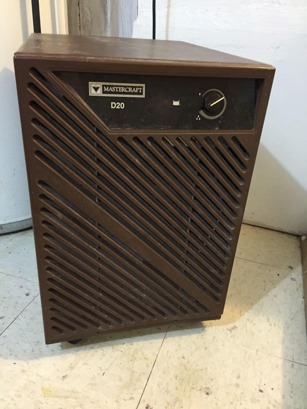 best dehumidifier old but works great for sale in. Black Bedroom Furniture Sets. Home Design Ideas