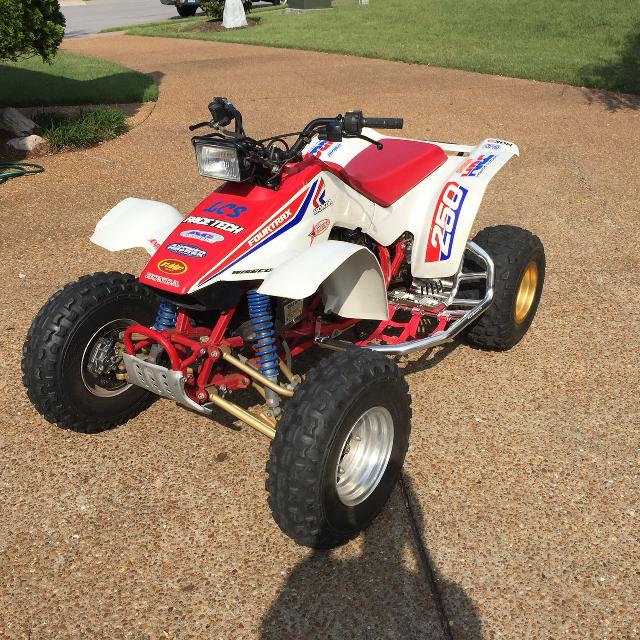 Best Honda Trx250r For Sale In Spring Hill Tennessee For 2019