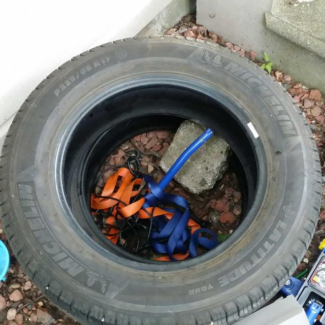 P225 65R17 Tires >> 2x Michelin Latitude 225 65r17 Tires