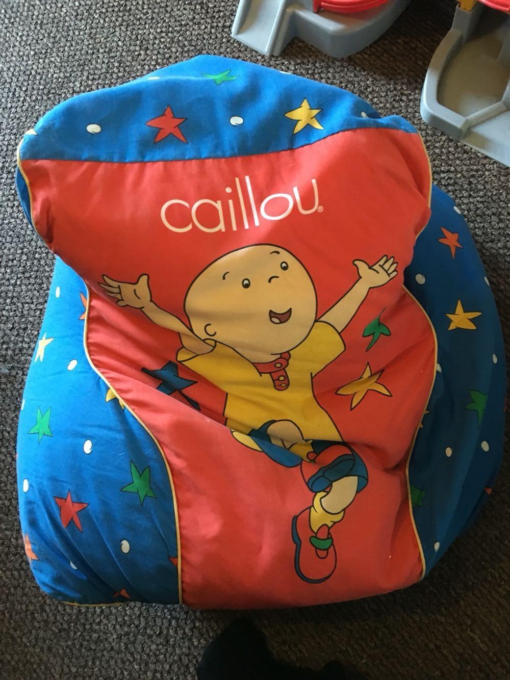 Best Caillou Bean Bag Chair For Sale In Regina Saskatchewan 2018