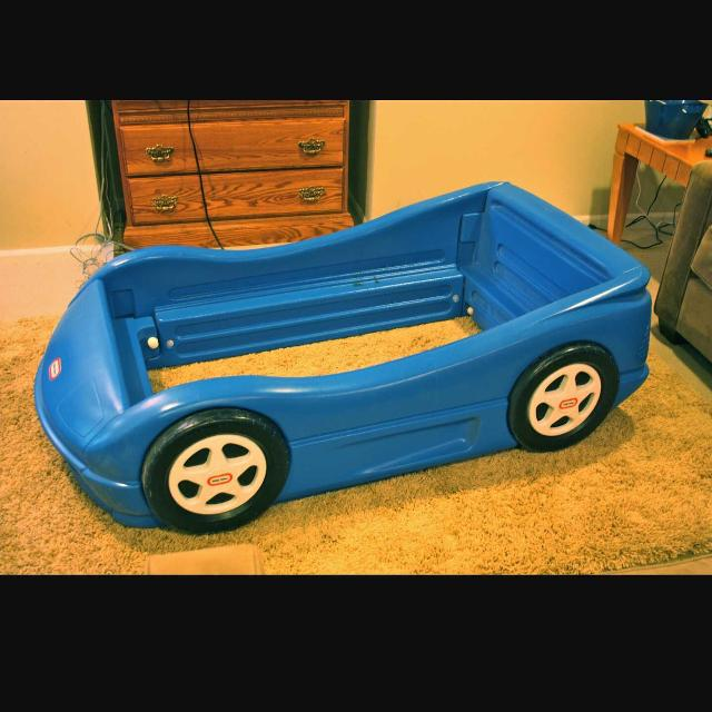 Toddler Car Bed Ira Design