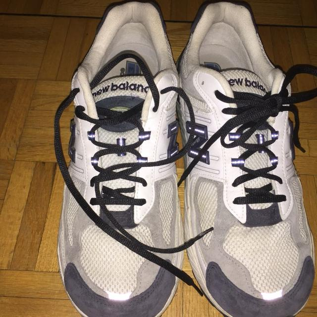 1cae2fbeb55 Find more Used Pair Of Men s New Balance Mr1123 Running Shoes - Size ...