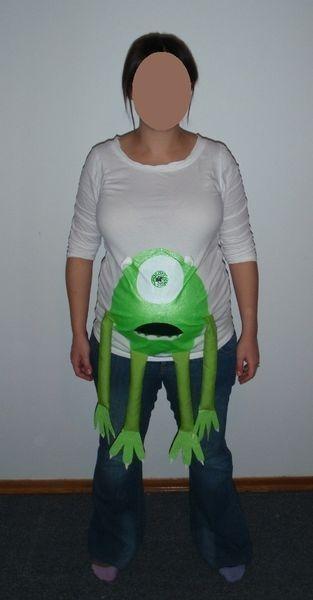 Mike Wazowski Pregnant Costume