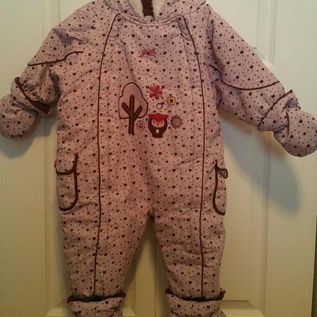 5b1f4a2121fa Find more Gusti Snowsuit 18 Months for sale at up to 90% off