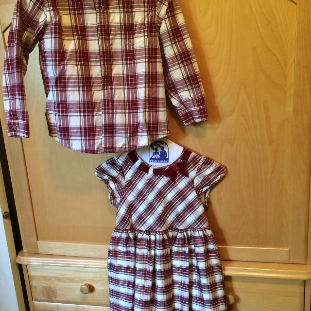 Best Matching Boy And Girl Christmas Outfits for sale in Richmond ...