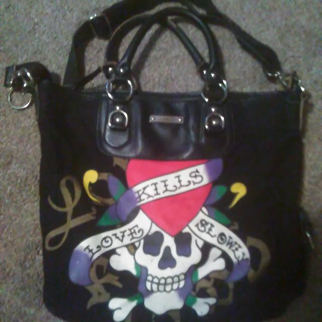 fbef894c34a7 Best Ed Hardy Handbag for sale in Sioux Falls