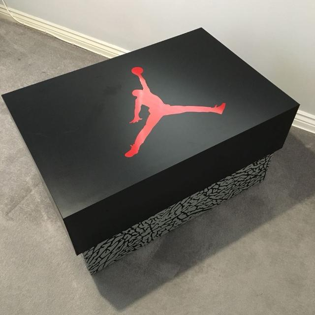 fe1c18ed27c Best Giant Nike Air Jordan Shoe Box Excellent Condition for sale in  Basingstoke for 2019