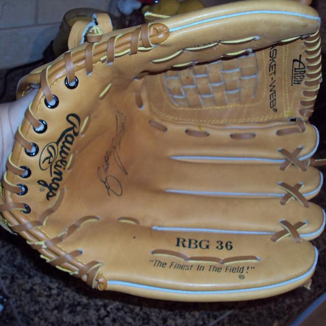 98ed7547b9 Best Rawlings Rbg 36 Ken Griffey Jr. Glove (new) for sale in Galveston  County, Texas for 2019