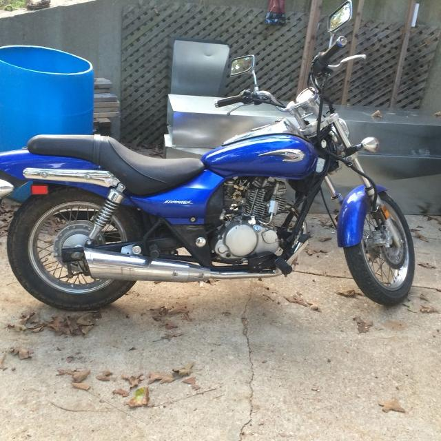 Find More 2002 Kawasaki Eliminator 125 Pride Reduced Today Only For