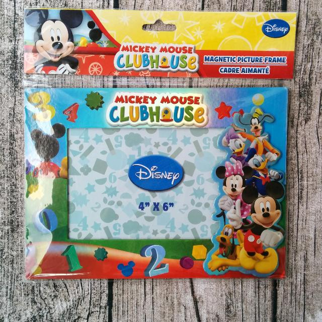 Find More 4x6 Magnetic Mickey Mouse Picture Frame For Sale At Up To