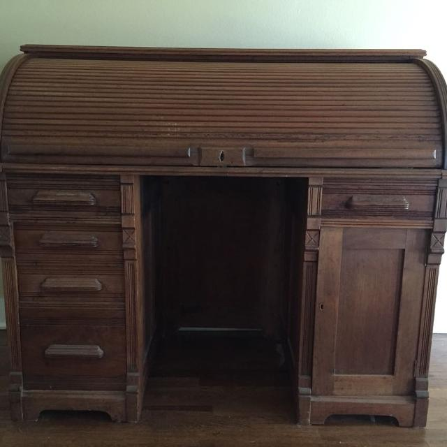 Antique rolltop desk - Best Antique Rolltop Desk For Sale In Fort Worth, Texas For 2019