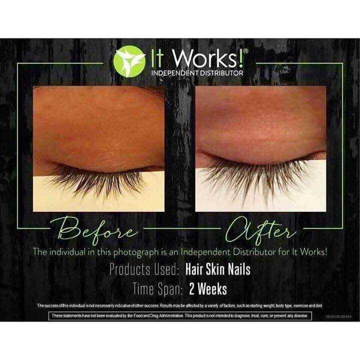 ItWorks! HSN long lashes, hair and nails in Ajax, Ontario for 2018