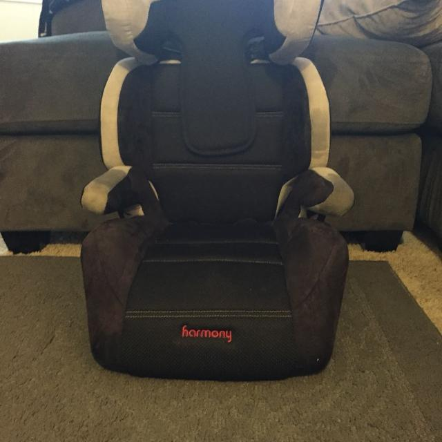Find more Harmony Toddler Car Seat And Booster Seat In One for sale ...
