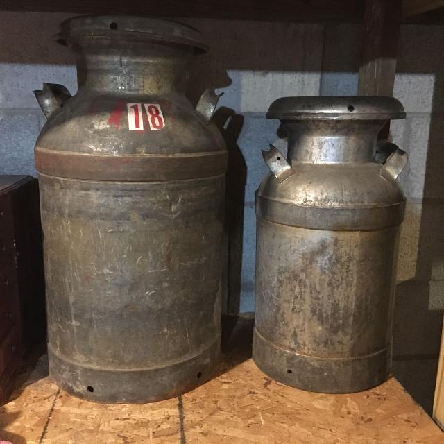 Best Antique Galvanized Milk Cans For